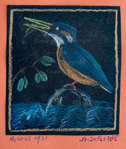 Nr. 2729 Eisvogel