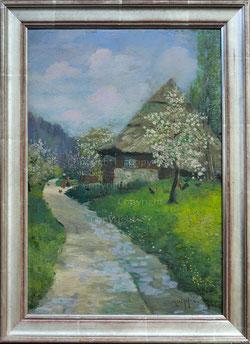 Nr.1929; Beim Bauernhof