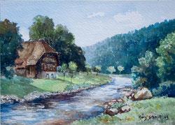 Nr.726 Schwarzwälder Haus