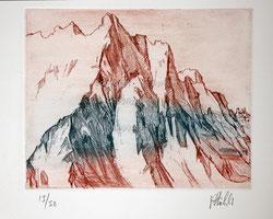 Nr.3635 Berglandschaft