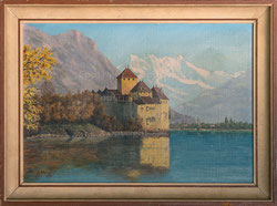 Nr.2722 Schloss Chillon, VD