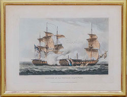 Nr. 3465 Capture of La Vestale, Aug.20.1799