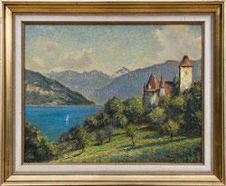 Nr.0244  Schloss Spiez
