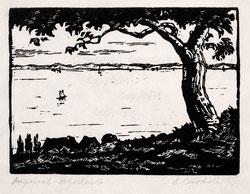 Nr. 1368 Seelandschaft
