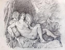 Danae von Tizian 1554