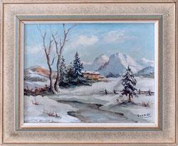 Nr. 3383 Winterlandschaft