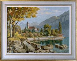 Nr. 3487 Kirche Brienz