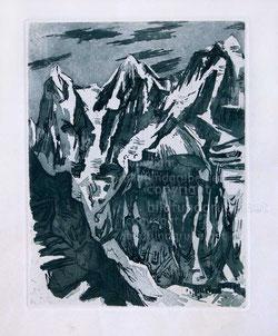 Nr.0669  Eiger Mönch Jungfrau