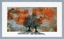 Nr. 2627 Baumlandschaft