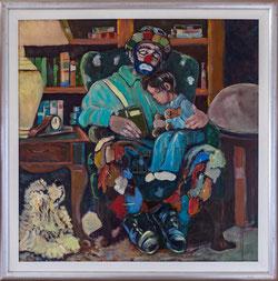 Nr. 2789 Clown-Poesie, Gute Nacht Geschichte