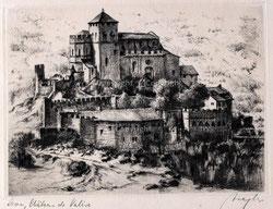 Nr. 3190 Sion, Chateau de Valère
