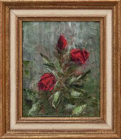 Nr. 3397 Drei rote Rosen