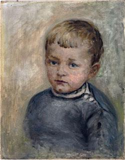 Nr. 2879 Kinderportrait