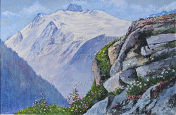 Nr. 2160 Bergeller Landschaft