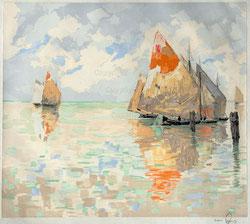 Nr. 1584 Segelboote