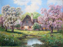 Nr. 1782 Frühlingsidylle