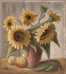 Nr. 2933 Sonnenblumen