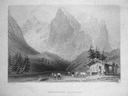 Nr. 1401 Wetterhorn Rosenlaui