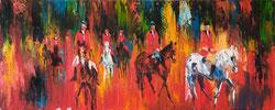 Nr. 2938 Treibjagd zu Pferd