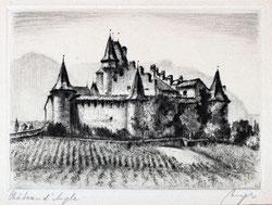 Nr. 3192 Chateau d'Aigle