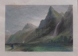Nr. 3325 Pissevaches Cascade, Wallis