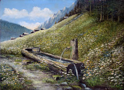 Nr. 1773 Brunnen