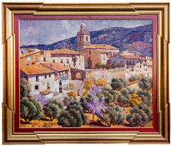 Nr.615 Miranbel, Teruel, Spanien