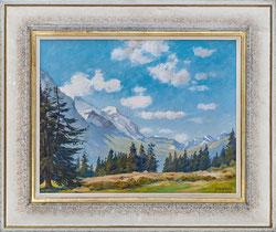 Nr. 3574 Berglandschaft