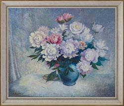 Nr.2713 Blumenstilleben (datiert 1975)