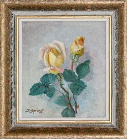 Nr. 3337 gelbe Rosen