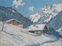 Nr.1703/RB679 bei Grindelwald Grund