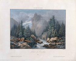 Nr. 3451 Glacier de Rosenlaui / Wellhorn