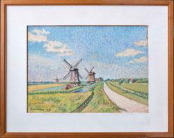 Nr. 3486 Windmühlen