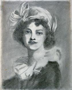 Nr.1240 Selbstportrait