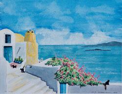 Nr. 1305 Santorini