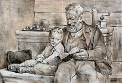 Nr.817 Bibelstunde mit Grossvater
