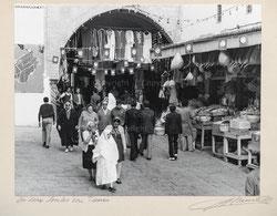 Nr. 3565 In den Souks von Tunis