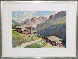 Nr. 3220 Clavadeler Alp bei Davos