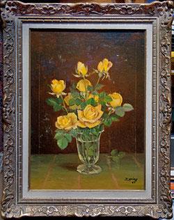 Nr. 1453 gelbe Rosen