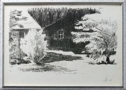 Nr.2100  Nachbars Garten
