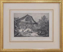 Nr. 2991 Vue de L'Auberge de Matten