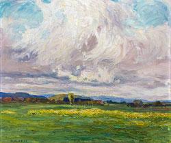 Nr.0330;  Thurgauer Landschaft