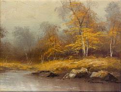 Nr.533 Birken im Herbst