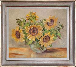 Nr.1455  Sonnenblumen
