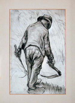 Nr. 1350 Der Mäher (1835)