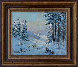 Nr. 2874 Winterlandschaft
