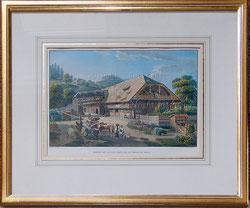 Nr. 1574 Bauernhaus Umgebung Bern