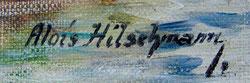 HILSCHMANN  ALOIS