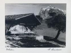 Nr. 3297 Wetterhorn