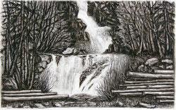 Nr. 135 Wasserfall